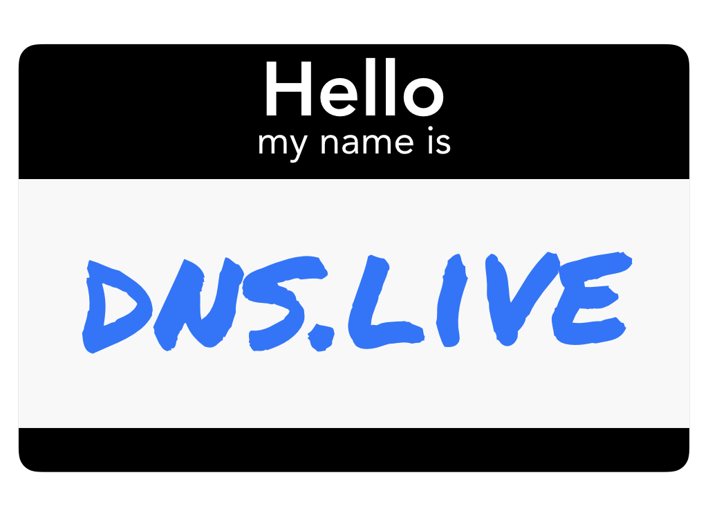 Handshake Live by DNS Live
